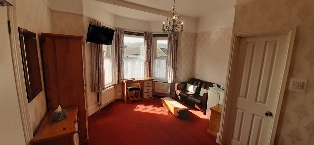 Showing Room 1 Bay Window & Seating Area
